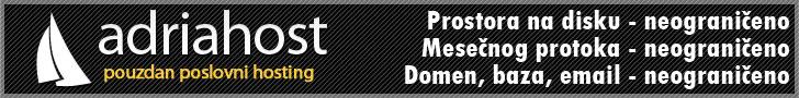 Adriahost pouzdan poslovni hosting