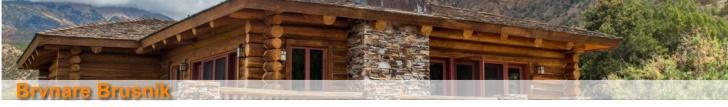 Brvnare Brusnik - ekološke drvene kuće