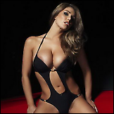 Lucy Pinder - Nuts super Car