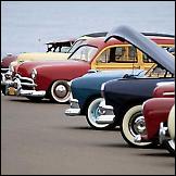Izložba drvenih automobila