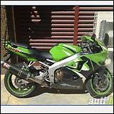 Kawasaki ZX6R, HITNO PRODAJEM