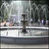 Fotografiranje u fontani
