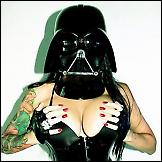 Seksi djevojke ljubitelji Ratova zvijezda