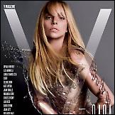 Lady Gaga - V magazin topless fotografije