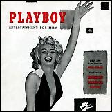 Sva božićna izdanja magazina Playboy