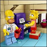 Lego je objavio set Simpsona