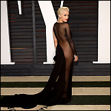 Rita Ora na na Vanity Fair zabavi
