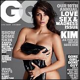 Kim Kardashian u GQ magazinu