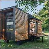 Kuća površine samo 22 kvadratnih metara