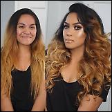 Transformacija uz pomoć šminke