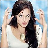 Smiješne slike Angeline Jolie