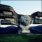 Napuštanje spomenika Jugoslavije