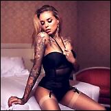 Djevojke s tetovažama