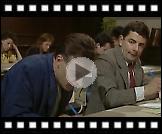 Mr Bean - The Exam Cheat