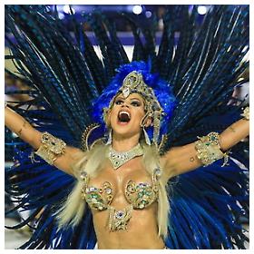 Karneval u Brazilu