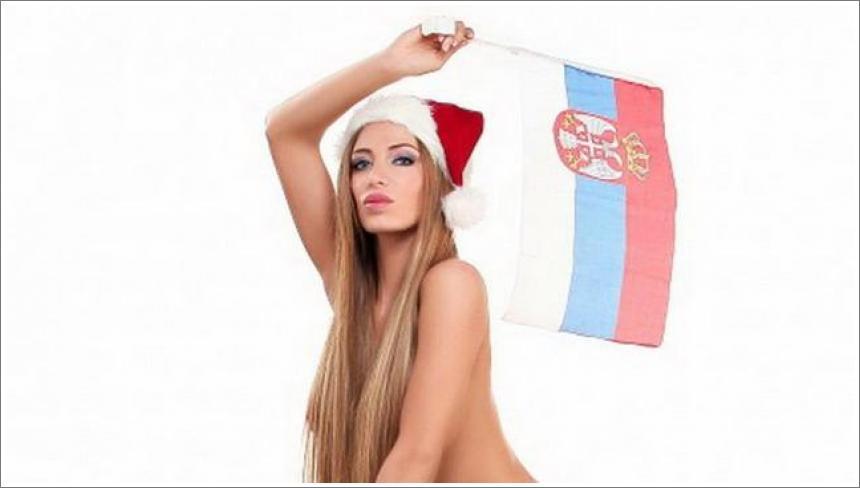 Soraja: Srbijo, srećna Nova godina!