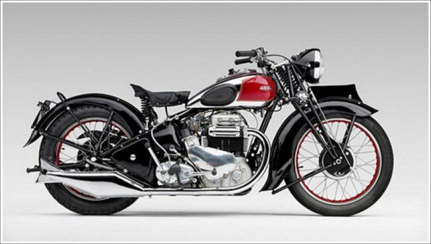 Klasični motocikli - Todd Maklelan