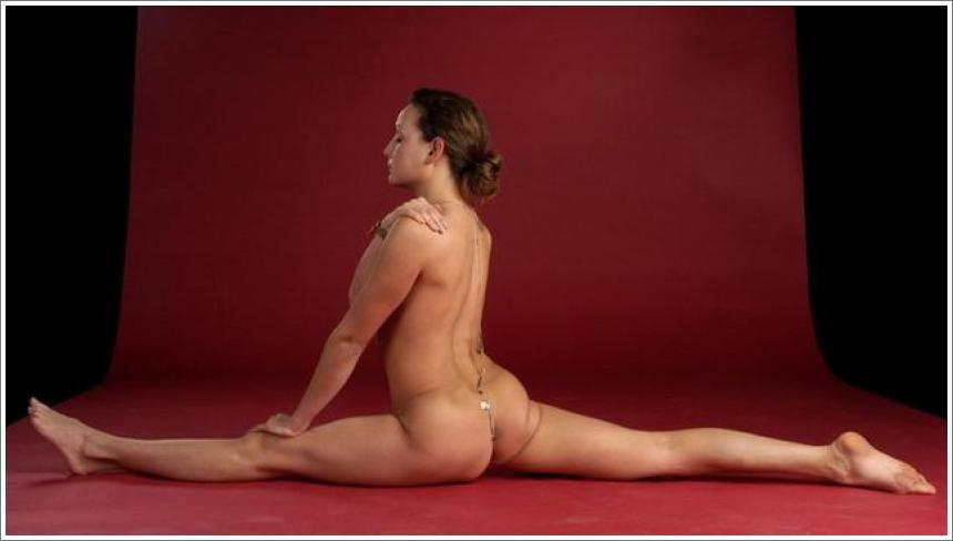 Fleksibilna djevojka