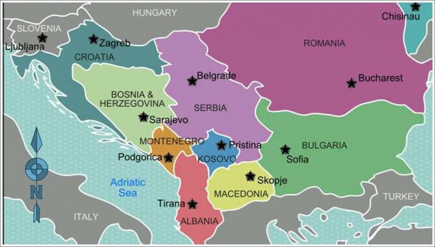 Ima na Balkanu jedna zemlja ...