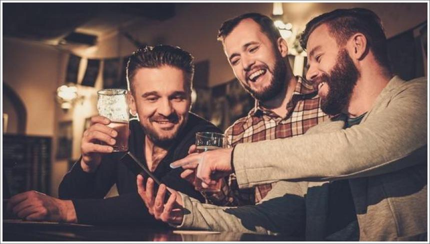 Muškarci su jednostavno sretniji