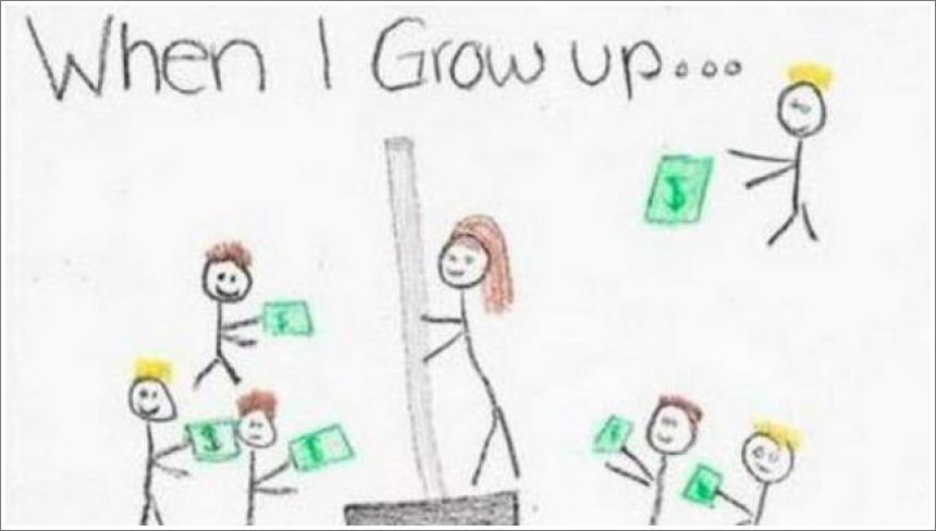 Kad porastem, želim biti kao mama