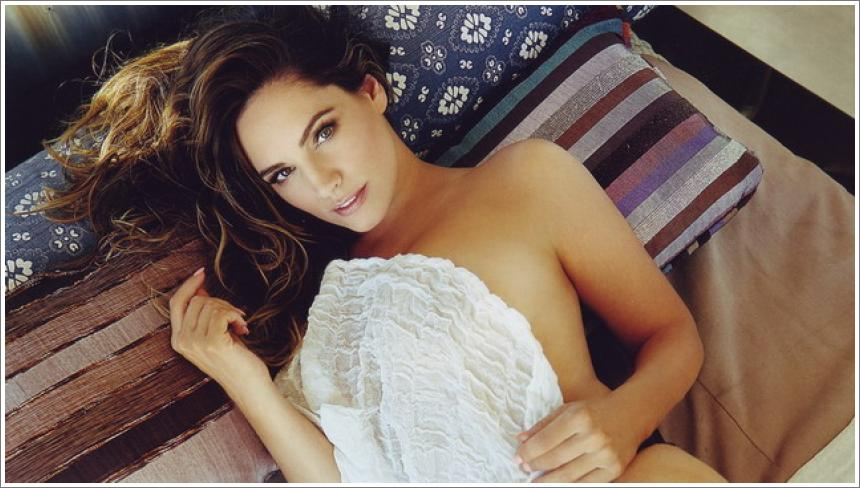 Kelly Brook, kalendar za 2016