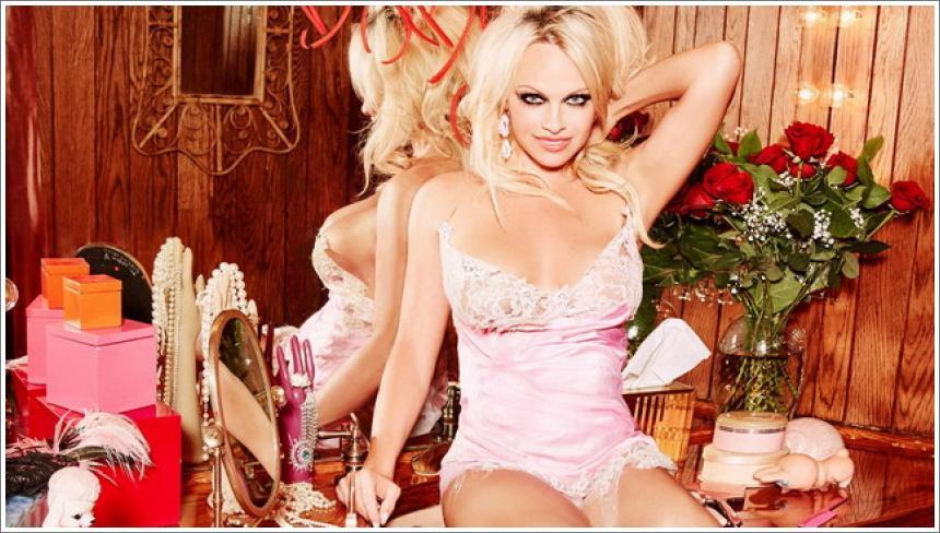 Pamela Anderson 2016