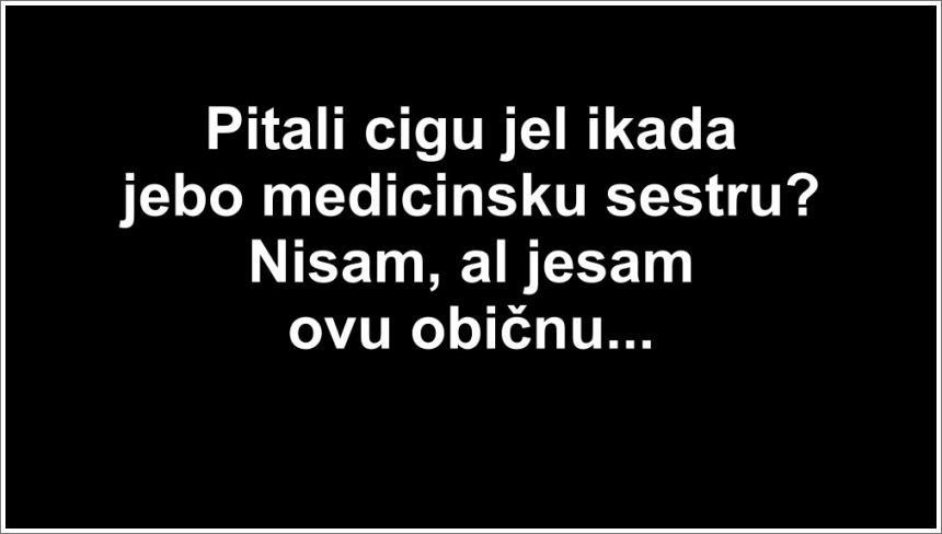 Medicinska i obična sestra