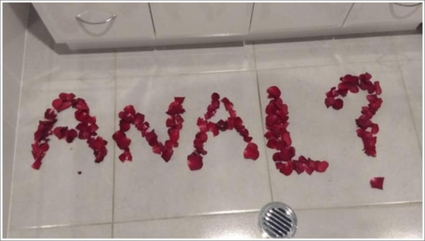 Muškarci, budite romantični