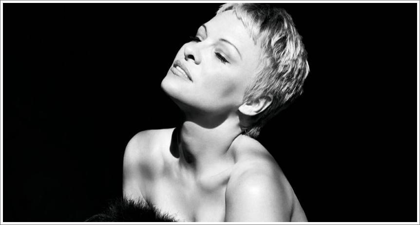 Pamela Anderson gola za Purple magazin