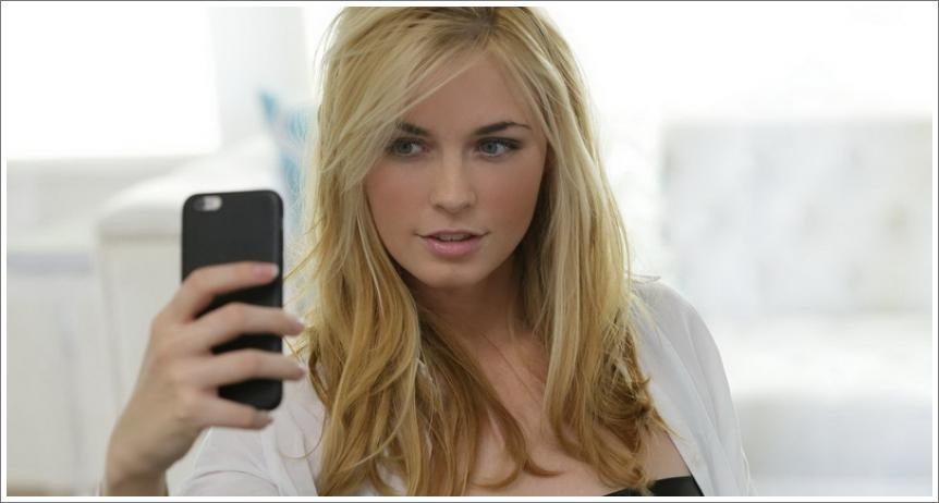 Erotski selfie