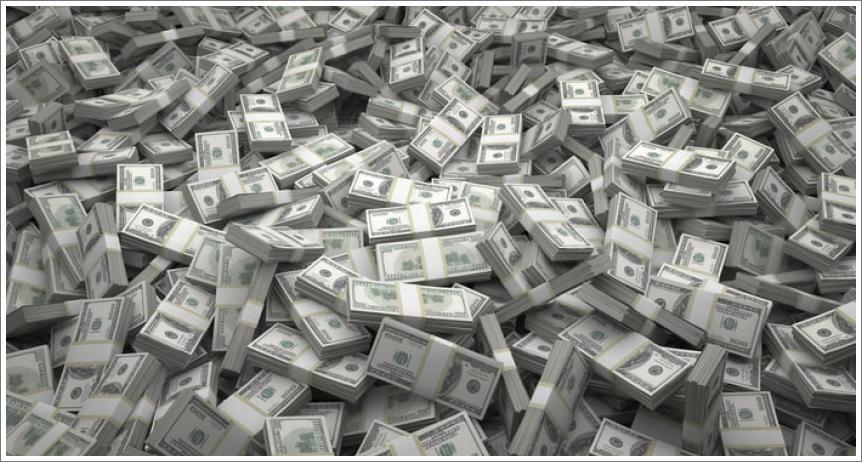 Što je bilijun dolara?