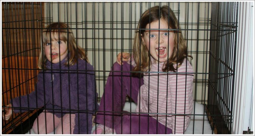 Djeca u kavezu