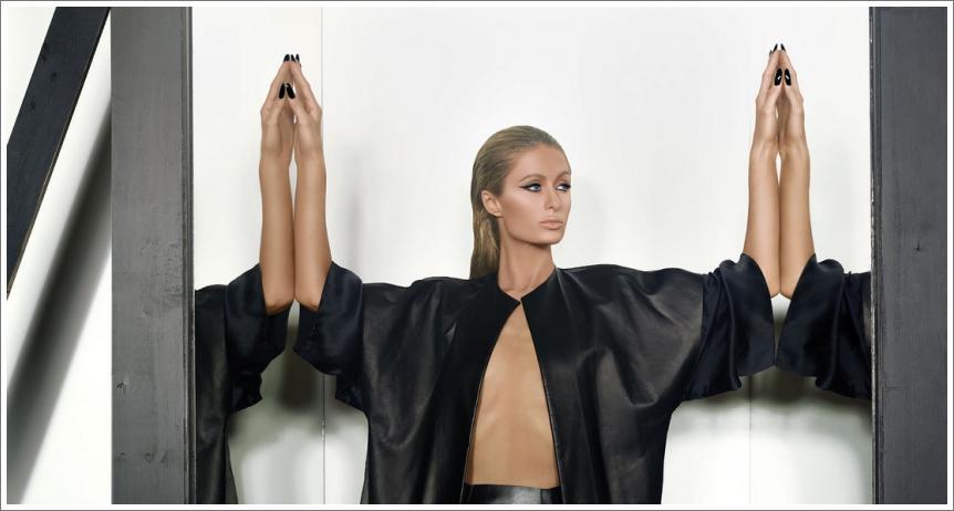 Paris Hilton - Paper Magazine