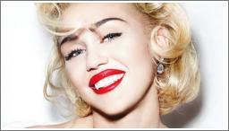 Miley Cyrus Vogue Germany