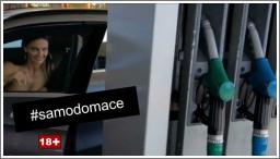 Gola kupuje gorivo