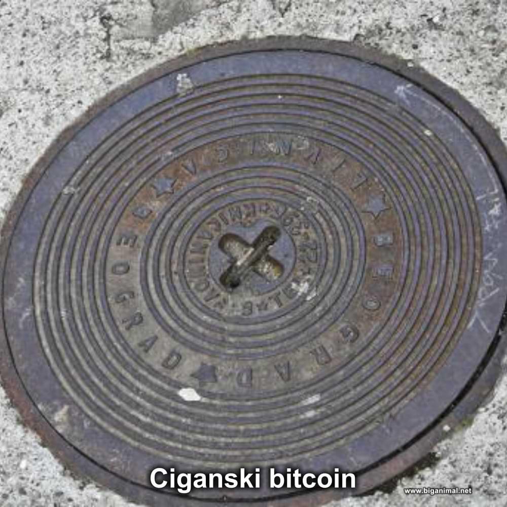 Ciganski bitcoin