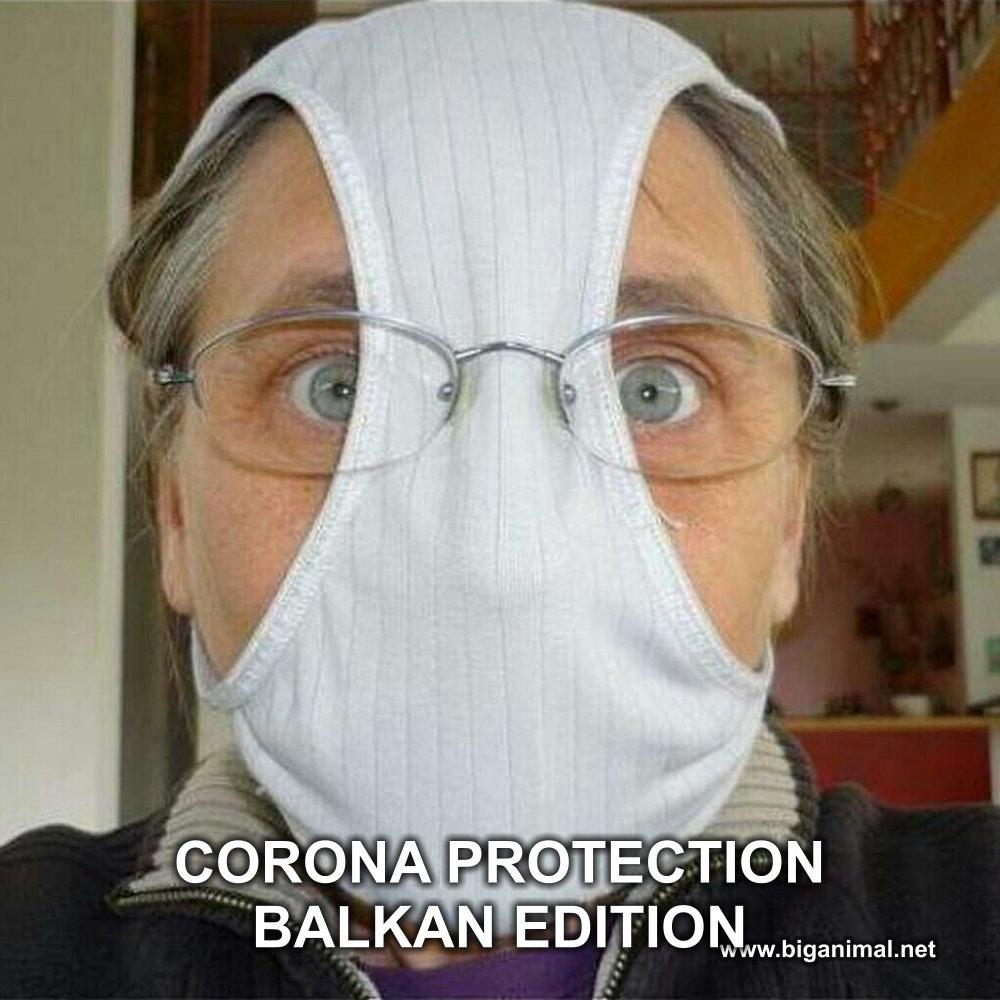 Corona protection