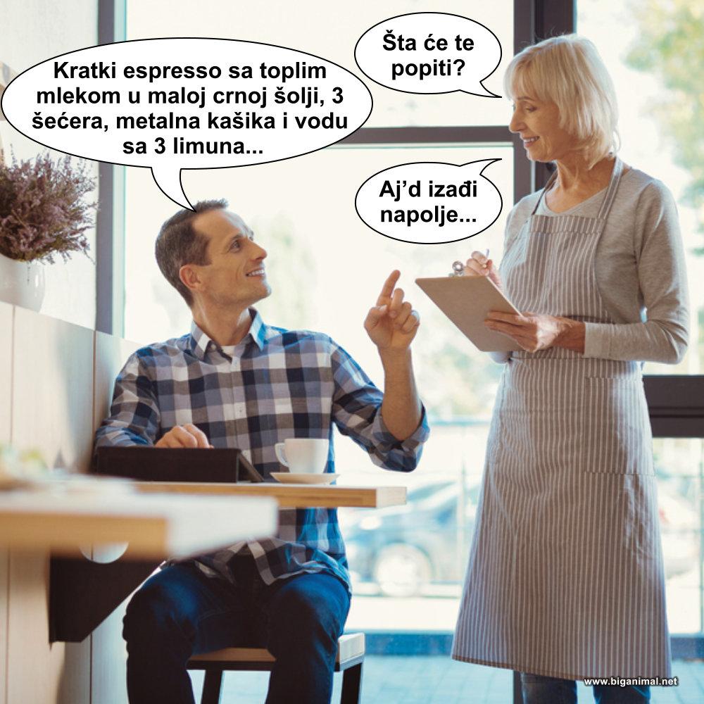I konobari imaju granice...
