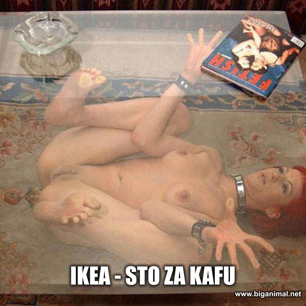 IKEA sto za kafu