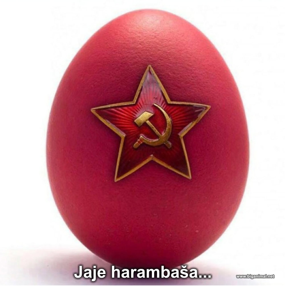Jaje harambaša...