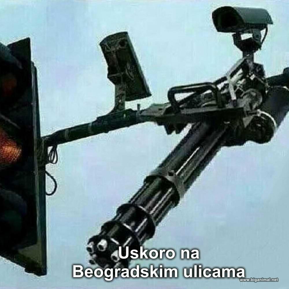 Uskoro na Beogradskim ulicama