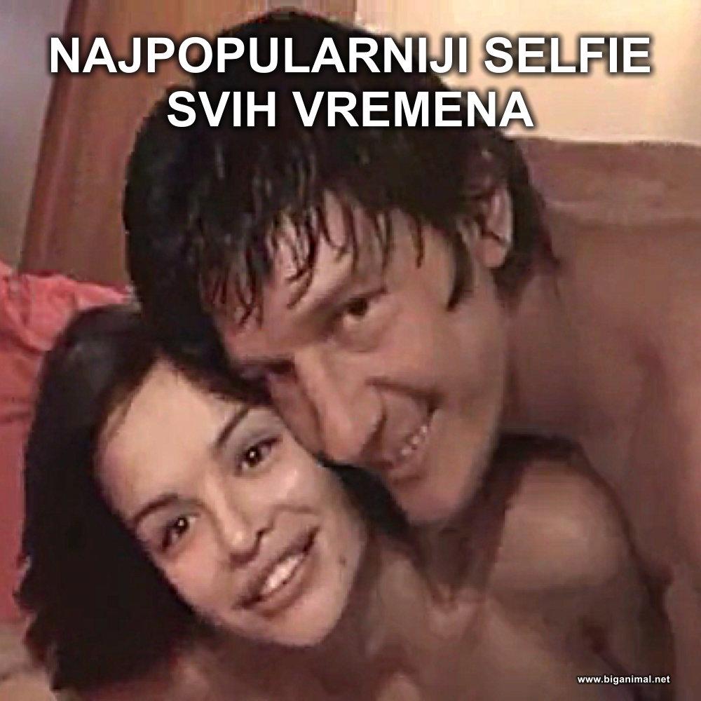 Najpopularniji selfie svih vremena