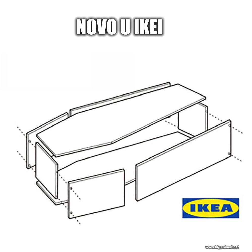 Novo u IKEI