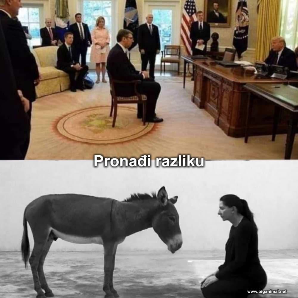 Pronađi razliku...