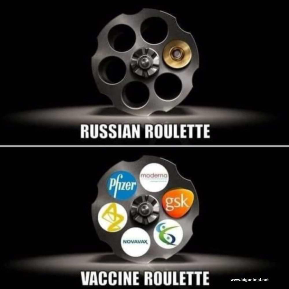 Ruski rulet...