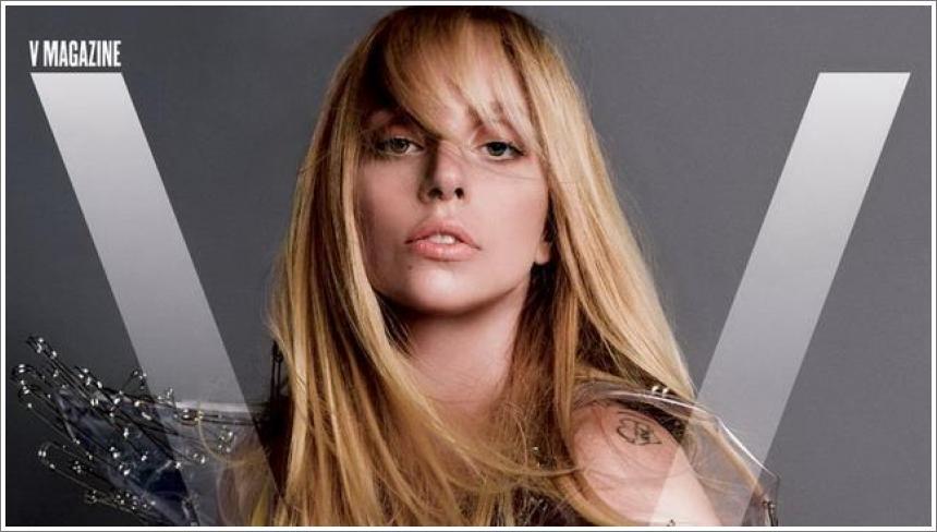 Lady Gaga - V magazin