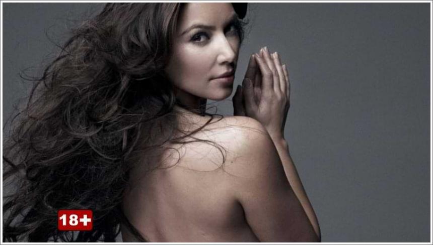 Kim Kardashian potpuno gola