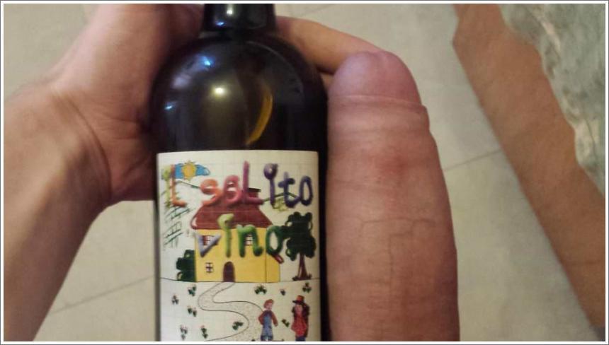 Vidi kakvu sam bocu vina dobio...