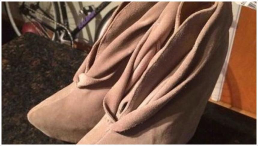 Kad ginekolog dizajnira cipele